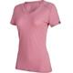 Mammut Alvra - T-shirt manches courtes Femme - rose